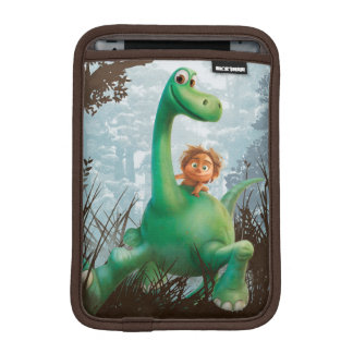 Spot And Arlo Walking Through Forest iPad Mini Sleeve