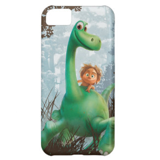 Spot And Arlo Walking Through Forest iPhone 5C Case