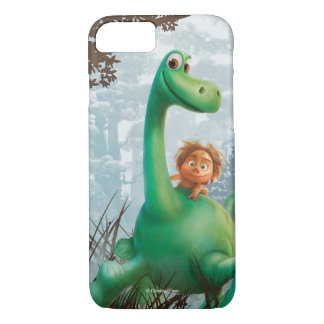 Spot And Arlo Walking Through Forest iPhone 8/7 Case
