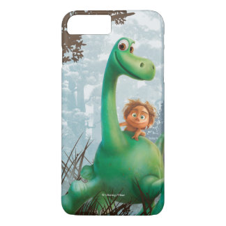 Spot And Arlo Walking Through Forest iPhone 8 Plus/7 Plus Case