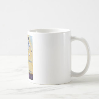 Spot Flew Basic White Mug