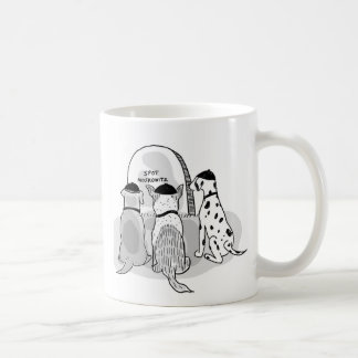 Spot Moskowitz mug