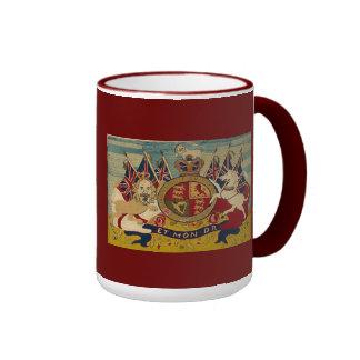 Spot of tea ringer mug