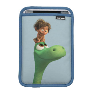 Spot On Arlo's Head iPad Mini Sleeve