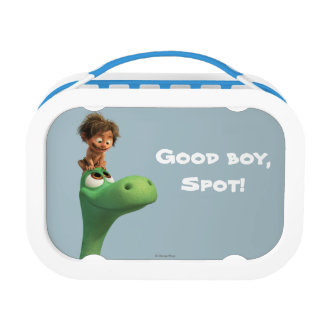 Spot On Arlo's Head Lunch Boxes