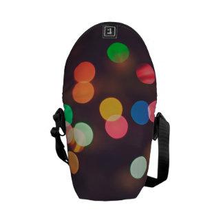 Spot on Messenger bag
