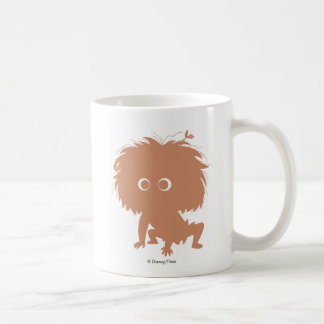 Spot Silhouette Coffee Mug