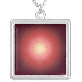 Spot Sun Pattern  JAN 03 2011 MON Custom Necklace