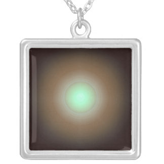 Spot Sun Pattern  JAN 03 2011 MON Personalized Necklace