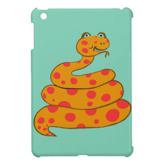 Spot the Snake Cover For The iPad Mini