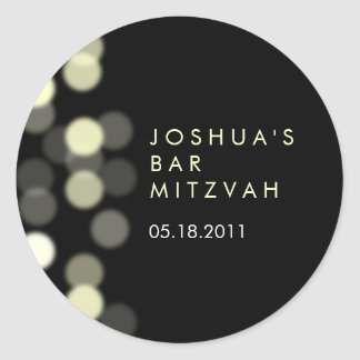 Spotlight Bar/Bat Mitzvah sticker