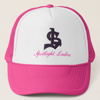 Spotlight Ladies Trucker Hat