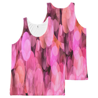 Spotlight Pink Dance Crop Top