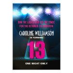 Spotlight Star Pink 13th Birthday