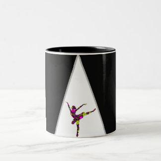 Spotlight Two-Tone Coffee Mug