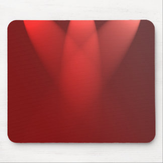 Spotlights-on-red-curtain529 SHINY RED GLOSSY SURF Mousepads