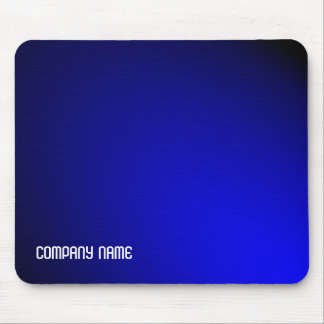 Spotlit Effect - Blue Mouse Pad