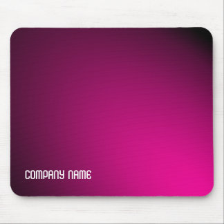 Spotlit Effect - Hot Pink Mouse Pad