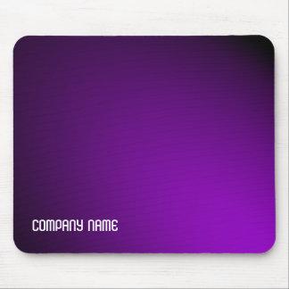 Spotlit Effect - Purple Mouse Pad
