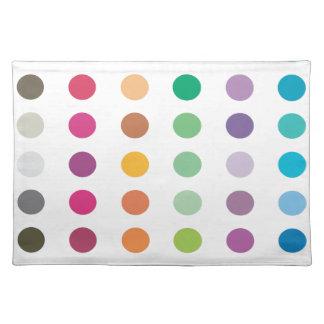 Spots American Mojo Placemats