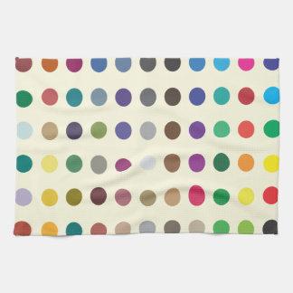 Spots American Mojo Towel/Tea Towel