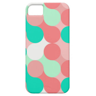 spots celestial and pink pie, housing case for the iPhone 5