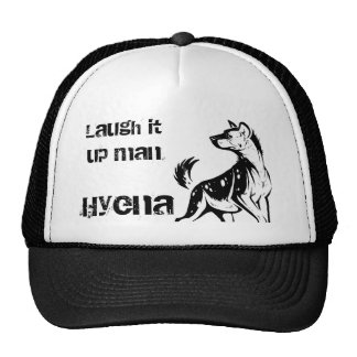 Spotted Hyena apparel Cap