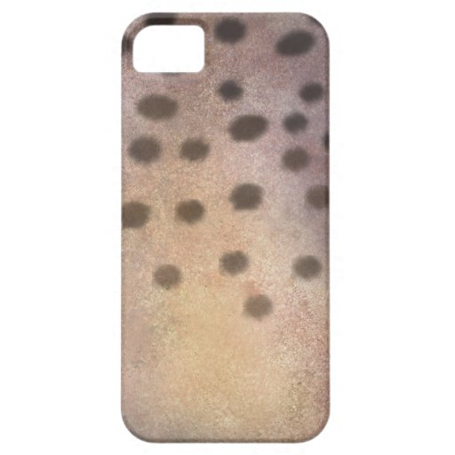 Spotted Hyena iPhone 5 Cover