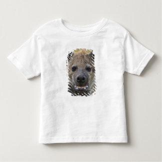 Spotted Hyena portrait, Crocuta croduta, Masai Toddler T-Shirt
