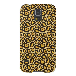 Spotted Jaguar Camouflage Pattern Galaxy S5 Cases