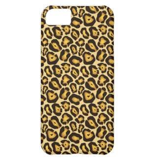 Spotted Jaguar Camouflage Pattern iPhone 5C Case