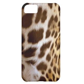 Spotted Jaguar Fur Wildlife iPhone 5 Case