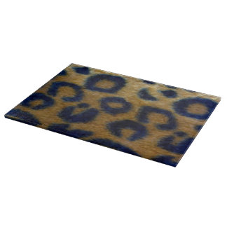 Spotted Leopard Cutting Board