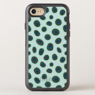 Spotted Mandarin Fish Pattern OtterBox Symmetry iPhone 7 Case