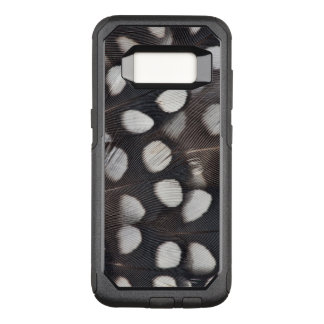 Spotted Mearns Quail Feathers OtterBox Commuter Samsung Galaxy S8 Case