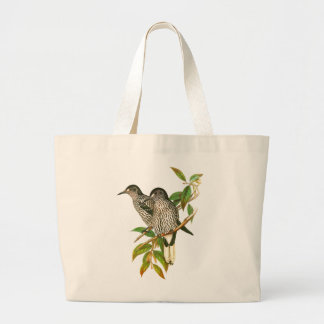 Spotted Nutcracker Jumbo Tote Bag