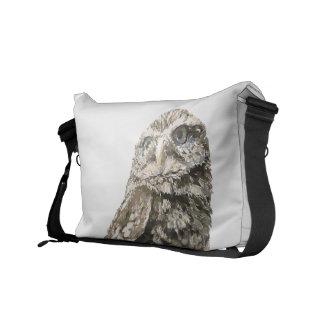 Spotted Owl Messenger Bag