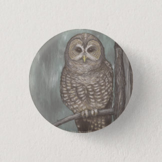 Spotted Owl Pin