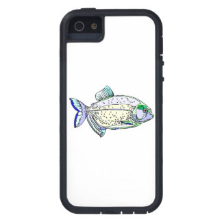 Spotted Piranha iPhone 5 Cover