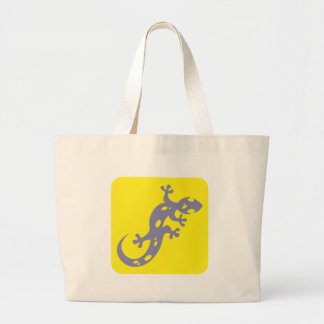 Spotted Salamander Icon Large Tote Bag