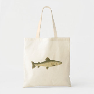 Spotted Trout Canvas Bags