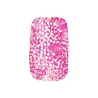 Spottie Pinks Minx Nails Minx Nail Art