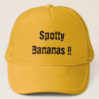 Spotty Bananas!! Trucker Hat