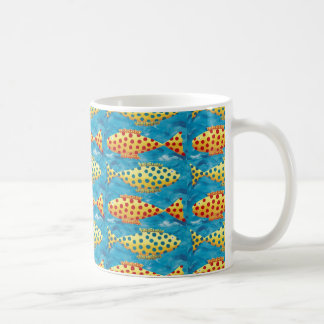 Spotty Fish Mug
