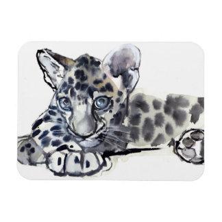 Spotty Rectangular Photo Magnet