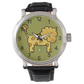 Spotty Lion Watch