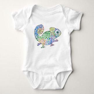 Spotty Marcel the Chameleon Baby Bodysuit