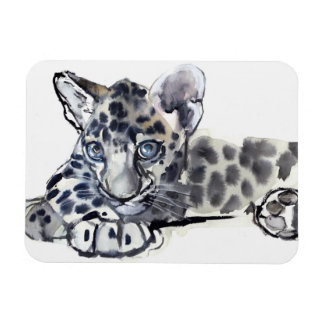 Spotty Rectangular Photo Magnet