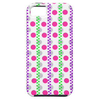 Spotty Stripe 2014 iPhone 5 Cases