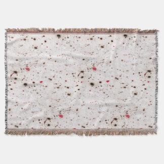 Spotty throw blanket (ms98)